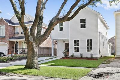 New Orleans Single Family Home For Sale: 6103 Bellaire Drive