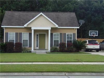 Marrero Single Family Home For Sale: 2751 Village Court