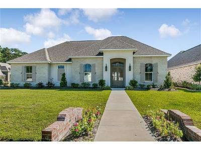 Madisonville Single Family Home For Sale: 1501 Periwinkle Court