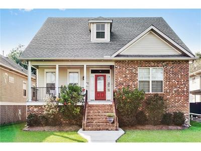 New Orleans Single Family Home For Sale: 6938 Milne Boulevard