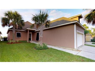 Slidell Single Family Home For Sale: 1455 Royal Palm Drive