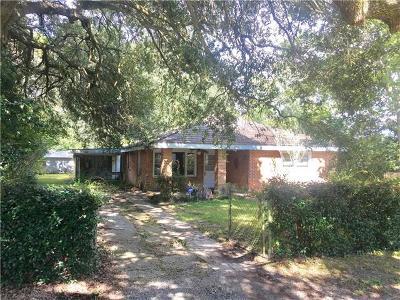 Single Family Home For Sale: 1929 Monroe Street