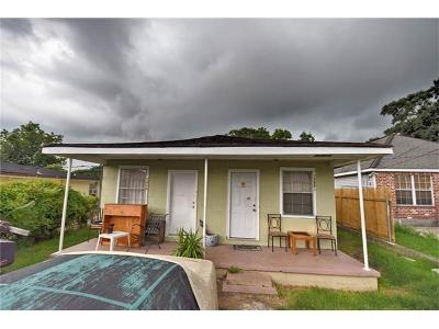 Metairie Multi Family Home For Sale: 1342 S Elm Street