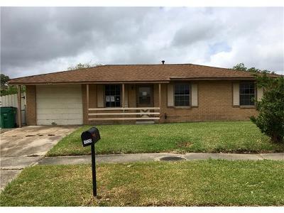 Marrero Single Family Home For Sale: 1220 King Drive