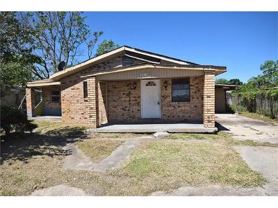 Metairie Single Family Home For Sale: 1308 S Meadow Street