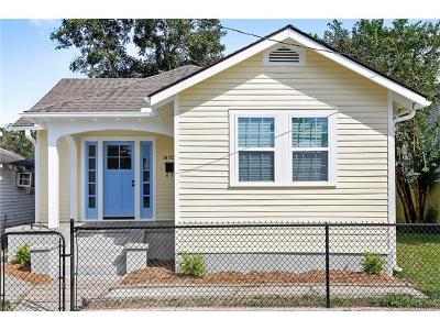 Gretna Single Family Home For Sale: 1402 Hancock Street