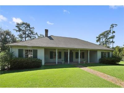 Slidell Single Family Home For Sale: 2245 Gause Blvd W Boulevard