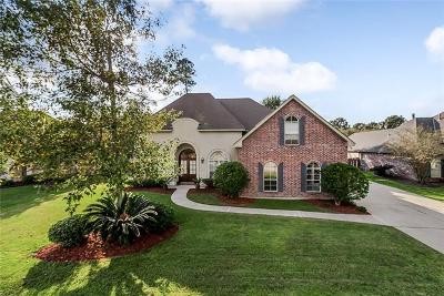 Single Family Home For Sale: 880 Sweet Bay Drive