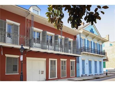 French Quarter Condo For Sale: 1233 Bourbon Street #1233