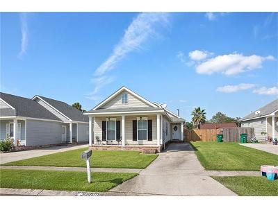 Marrero Single Family Home For Sale: 2708 Conor Court