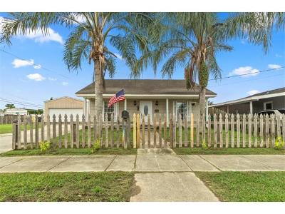 Marrero Single Family Home For Sale: 505 Francis Street