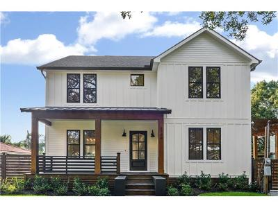 New Orleans Single Family Home For Sale: 4744 St Roch Avenue