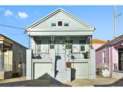 New Orleans Multi Family Home For Sale: 3005 Dumaine Street