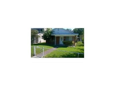 Gretna Single Family Home For Sale: 1000 Virgil Street