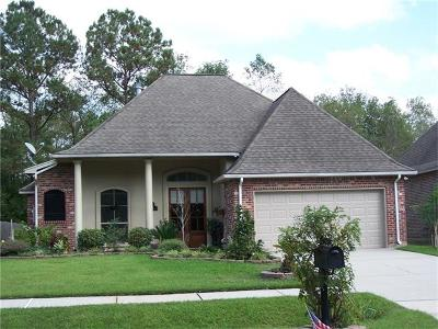 Madisonville Single Family Home For Sale: 388 Brown Thrasher Loop
