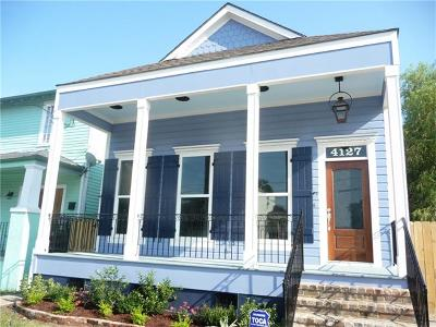 New Orleans Single Family Home For Sale: 4127 Clara Street