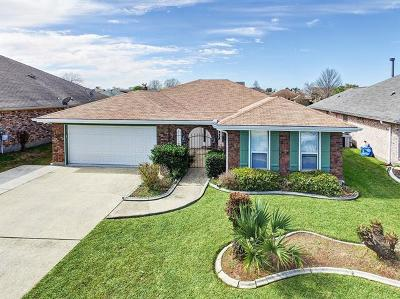 Slidell Single Family Home For Sale: 114 Eydie Lane