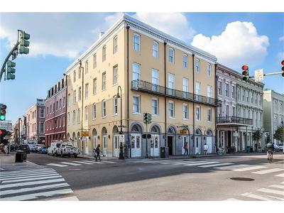 French Quarter Condo For Sale: 411 Bienville Street #403