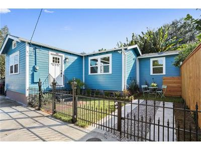 New Orleans Single Family Home For Sale: 3010 N Rampart Street
