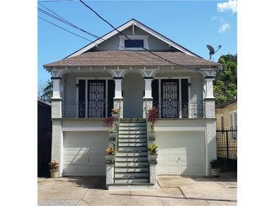 New Orleans Multi Family Home For Sale: 1513-15 Mazant Street