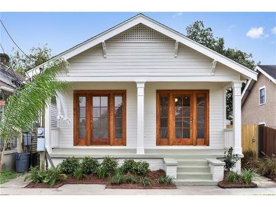 New Orleans Single Family Home For Sale: 2925 Joliet Street