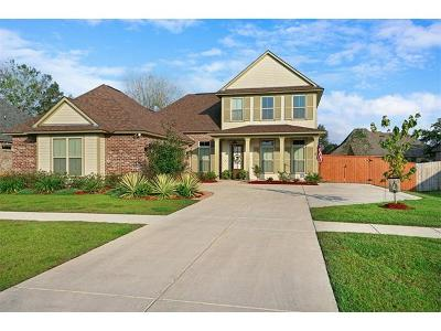 Madisonville LA Single Family Home For Sale: $349,000