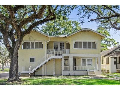 New Orleans Multi Family Home For Sale: 2431 State Street
