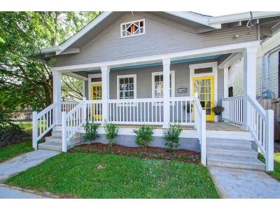 New Orleans Multi Family Home For Sale: 4320 Freret Street