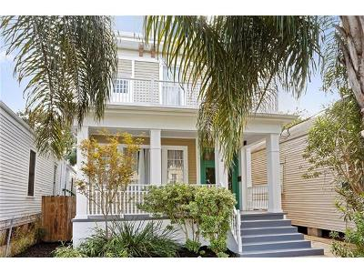 New Orleans Single Family Home For Sale: 3218 Iberville Street