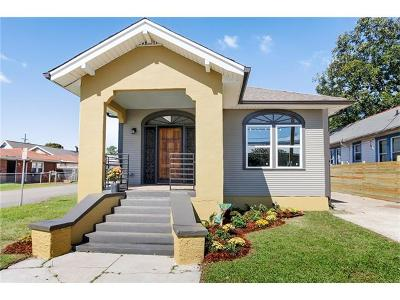 New Orleans Single Family Home For Sale: 3269 Belfort Avenue