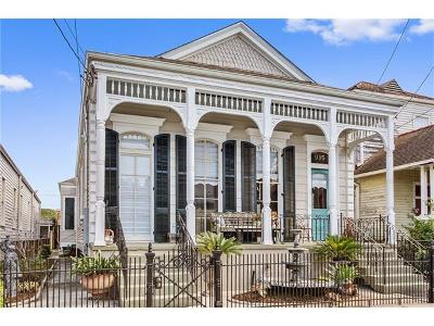 New Orleans Single Family Home For Sale: 915 Second Street