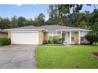 Marrero Single Family Home For Sale: 2632 Acorn Street