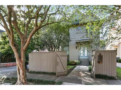 New Orleans Condo For Sale: 1126 Webster Street #C