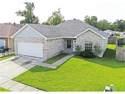 Marrero Single Family Home For Sale: 4310 E. Ames Boulevard