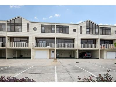 Madisonville LA Townhouse For Sale: $369,000