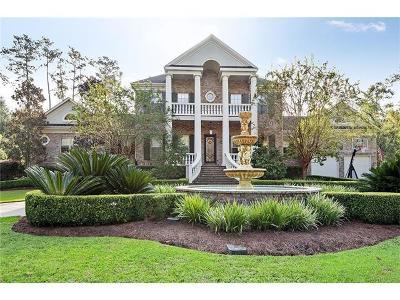 Single Family Home For Sale: 136 Sanctuary Boulevard