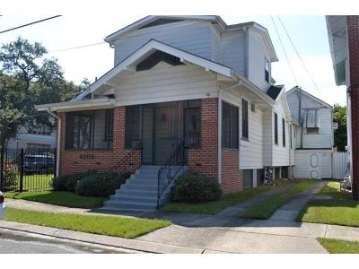 New Orleans Single Family Home For Sale: 4306 S Tonti Street