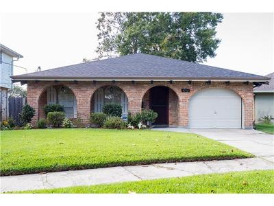 Single Family Home For Sale: 4712 Jeannette Drive
