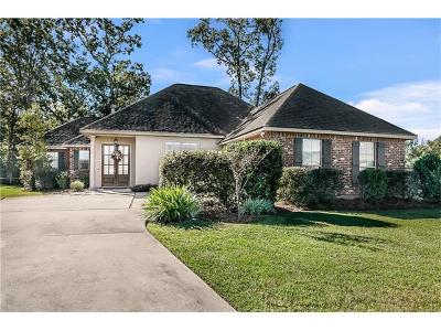 Madisonville Single Family Home For Sale: 620 Deciduous Loop
