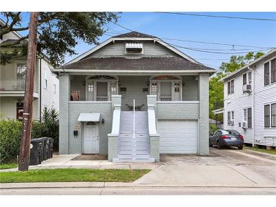 New Orleans Multi Family Home For Sale: 5904 Tchoupitoulas Street