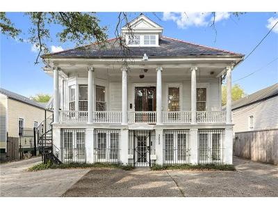 New Orleans Multi Family Home For Sale: 3225 Canal Street