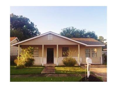 Kenner Single Family Home For Sale: 672 Cameron Court