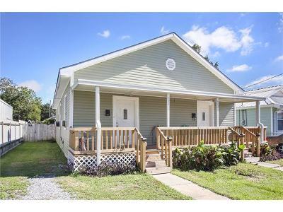 Marrero Multi Family Home For Sale: 441 Oak Street