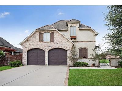 Slidell Single Family Home For Sale: 341 Palmer Court