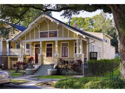 New Orleans Multi Family Home For Sale: 3424-26 Banks Street