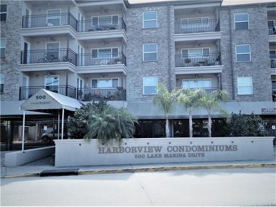 New Orleans Condo For Sale: 500 Lake Marina Drive #220