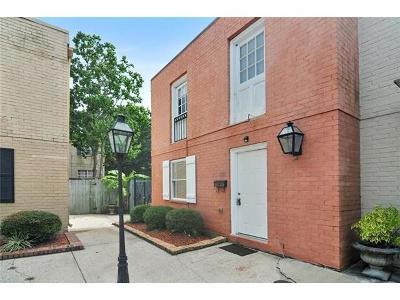 New Orleans Condo For Sale: 6942 Orleans Avenue #6942