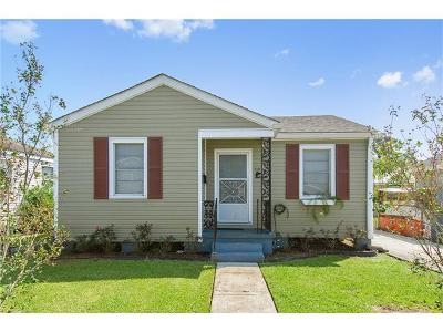 Gretna Single Family Home For Sale: 910 Central Avenue