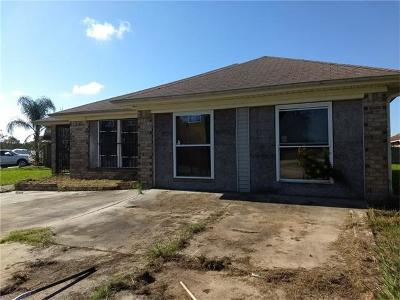 New Orleans Single Family Home For Sale: 7400 Wayfarer Street