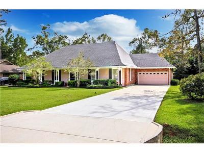 Single Family Home For Sale: 906 Winona Drive